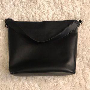 Large ASOS structured shopper bag